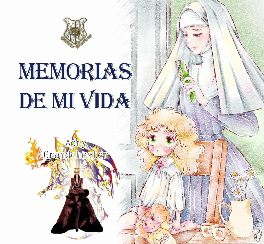 Las Divinas Místicas de Terry concluyen sus historias en esta ocasión Psiquie con Memorias de mi vida capítulo III Maria_13