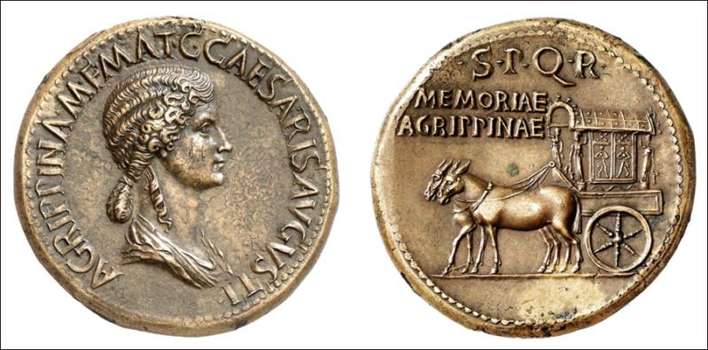 Faux Sesterce  Agrippina Senior, votre avis? Ok111