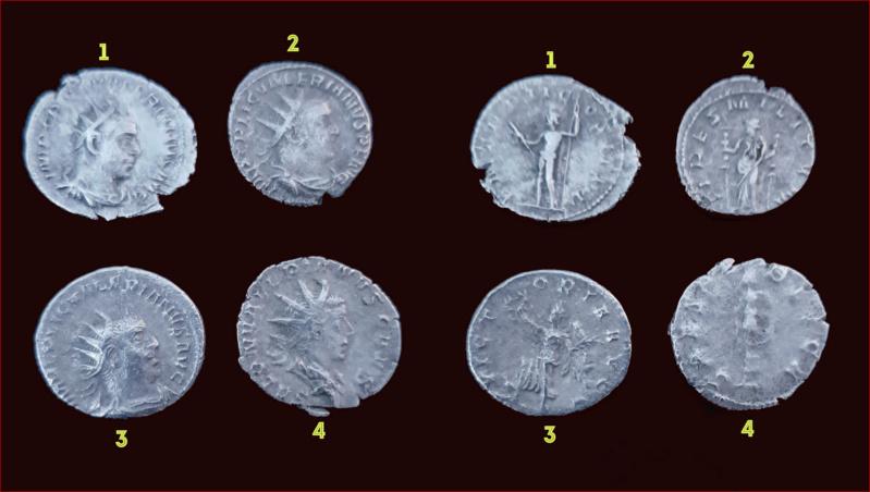 Antoninien, nom des empereurs Questi11