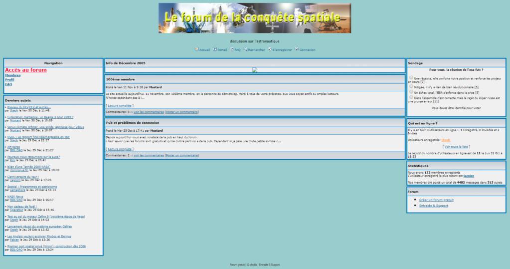 [Annonce FCS] FCS 4.0, votre forum va changer de look - Page 3 Fcs20010