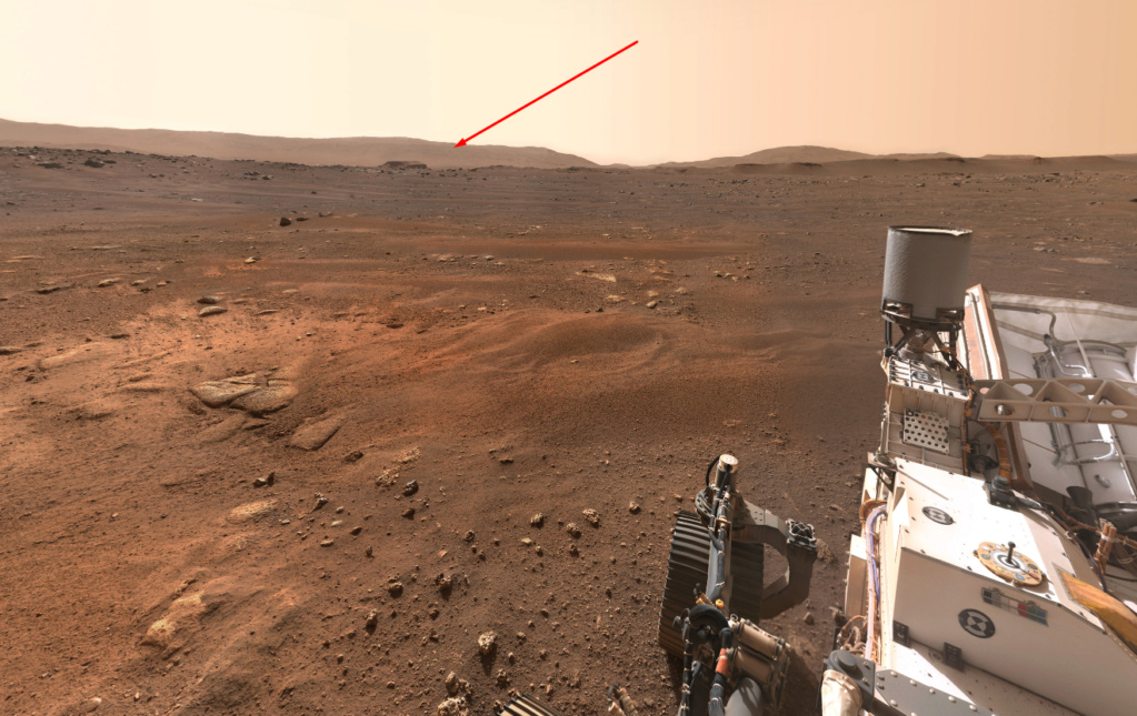 Mars 2020 (Perseverance - Ingenuity) : exploration du cratère Jezero - Page 3 Screen17