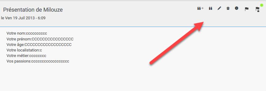 """[MODERNBB] Afficher les boutons """" éditer, citer, supprimer, etc ... """" sous forme de texte 0114"""
