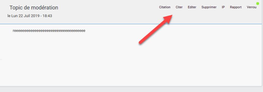 """[MODERNBB] Afficher les boutons """" éditer, citer, supprimer, etc ... """" sous forme de texte 0214"""