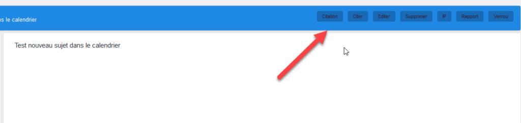 """[AWESOMEBB] Afficher les boutons """" éditer, citer, supprimer, etc ... """" sous forme de texte 0216"""