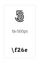 [TOUTES VERSIONS]Remplacer les icônes de l'éditeur par des icônes FontAwesome 111
