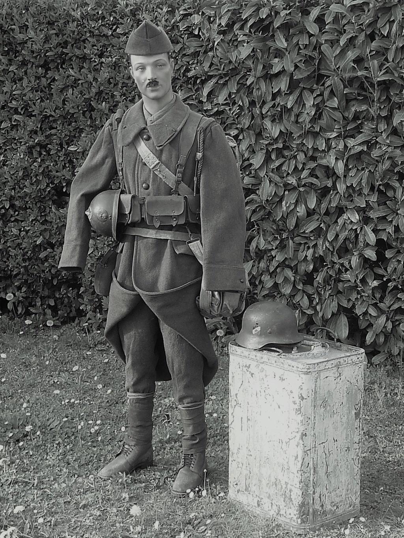 Un soldat de l'Infanterie Française - Mai Juin 40 P1210716