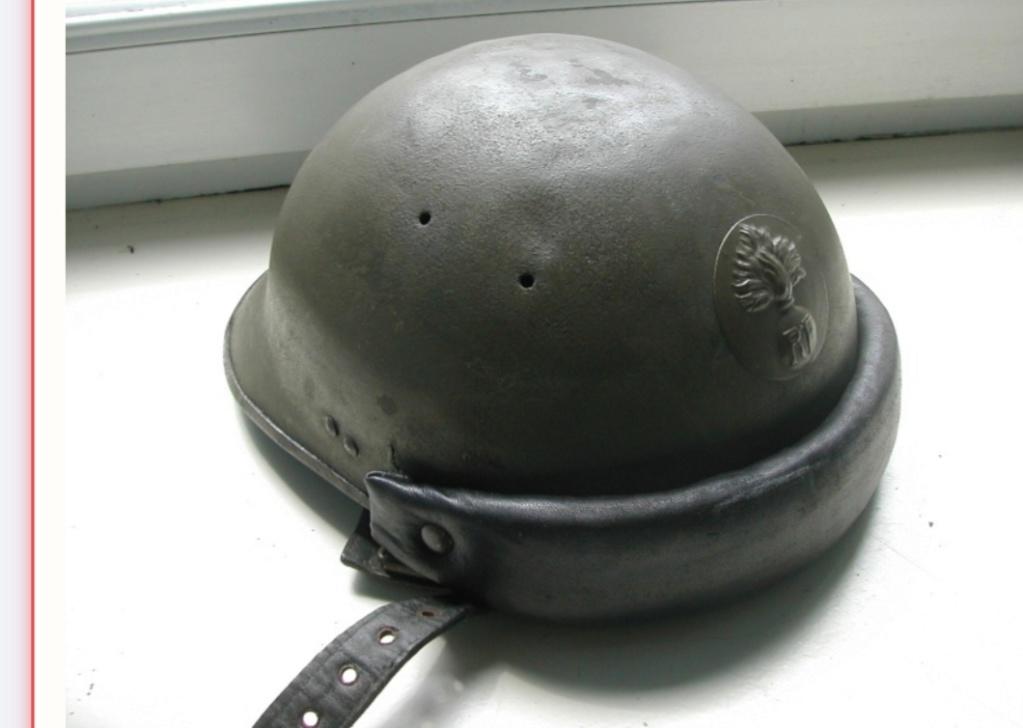 Casque français troupes motorisées 20200114