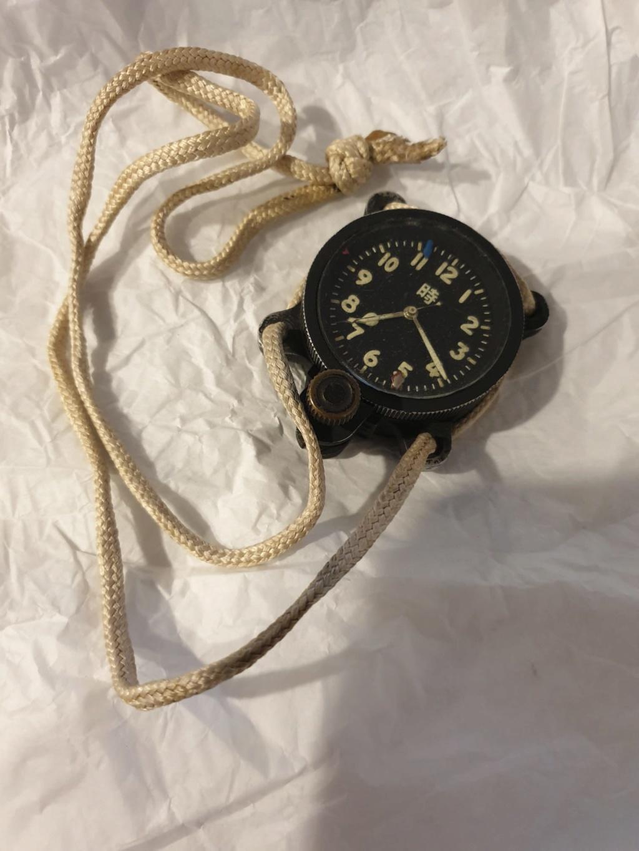 Ma collection de bracelets de montres japonais de la seconde guerre mondiale. Img-2014
