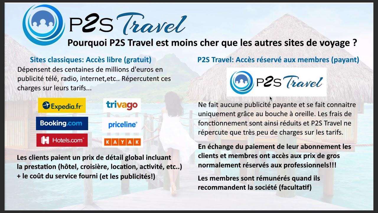 P2S Travel - Network by Léa Pourqu10
