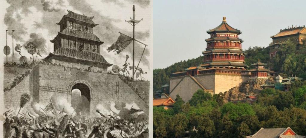 Le Palais d'été de Pékin, symbole de l'humiliation chinoise Xvmb7e10