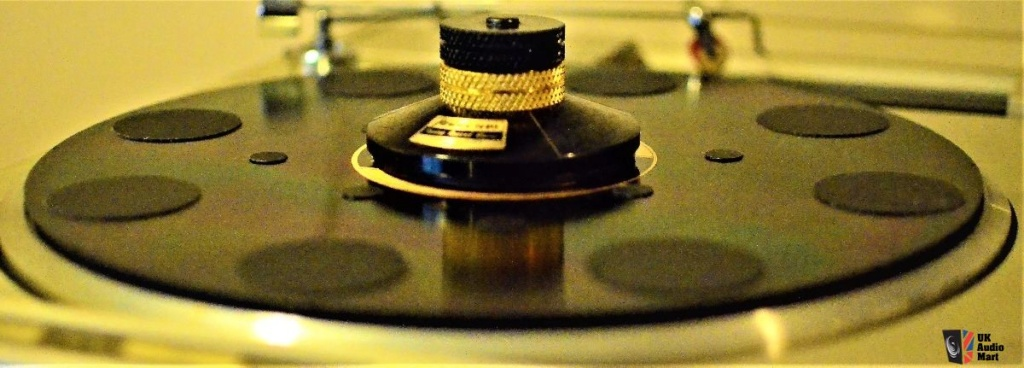 Harmonix Tu-800 Tuning Record Platter 18937011