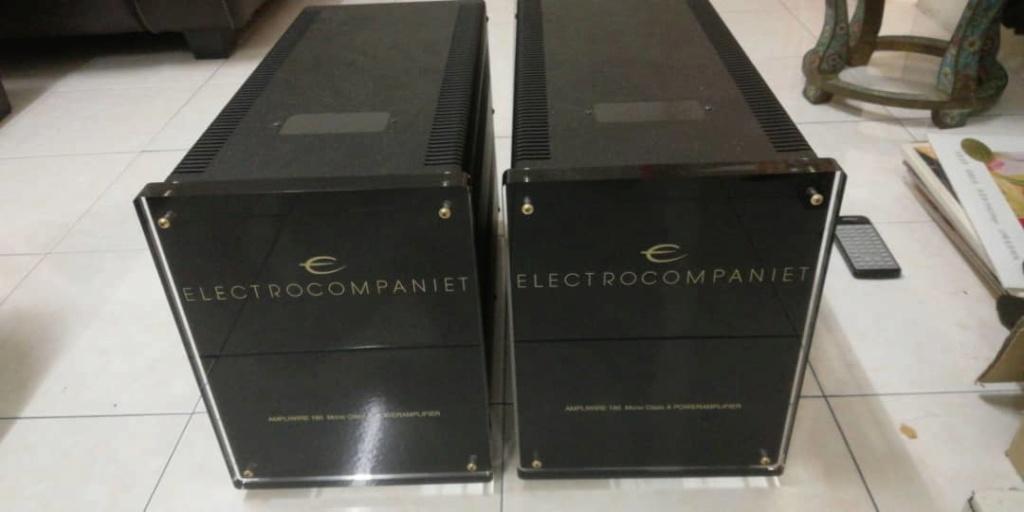 Electrocompaniet AW180 Monoblock Power 210