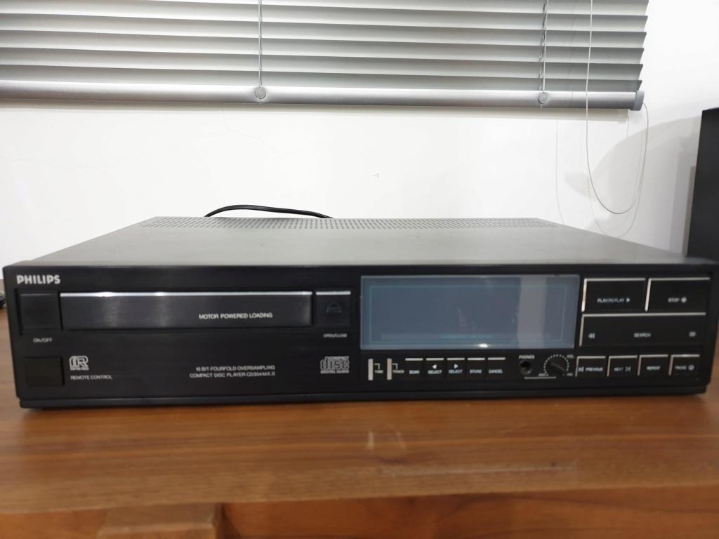 Philips CD304 MK2 304-110