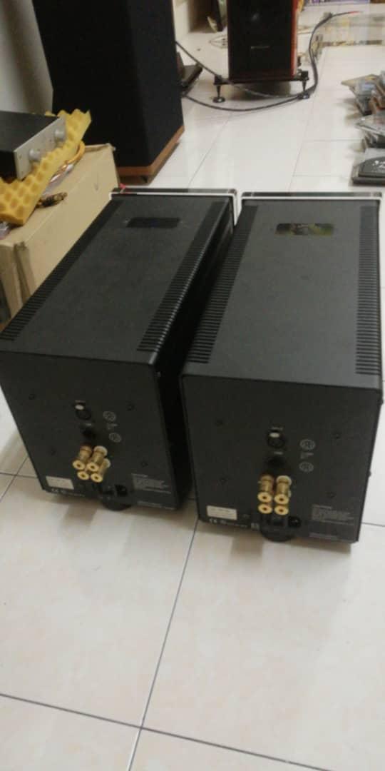Electrocompaniet AW180 Monoblock Power 311