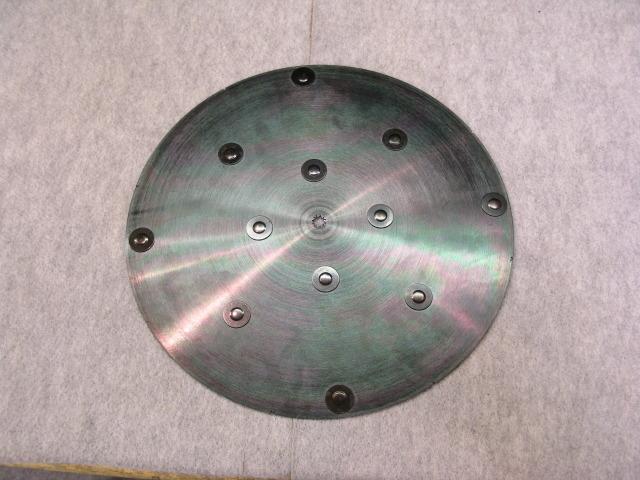 Harmonix Tu-800 Tuning Record Platter C12