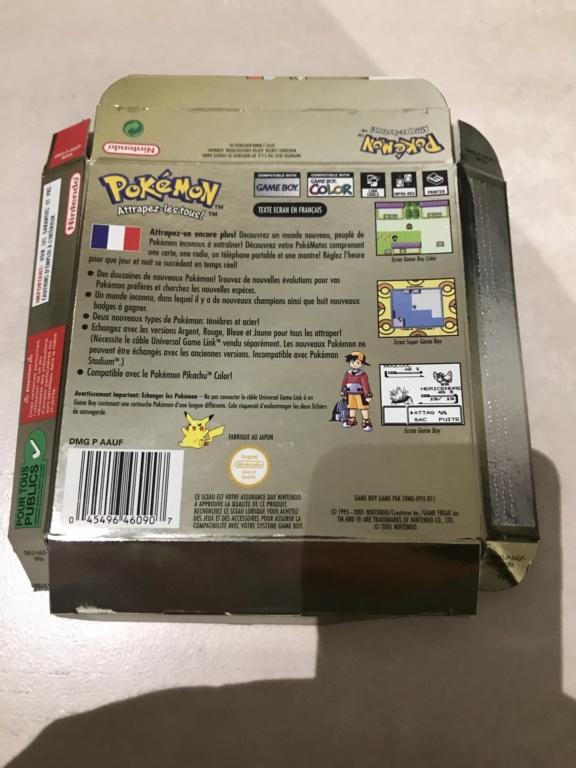 [EST] Pokémon version Or ( box only )  7d135d10