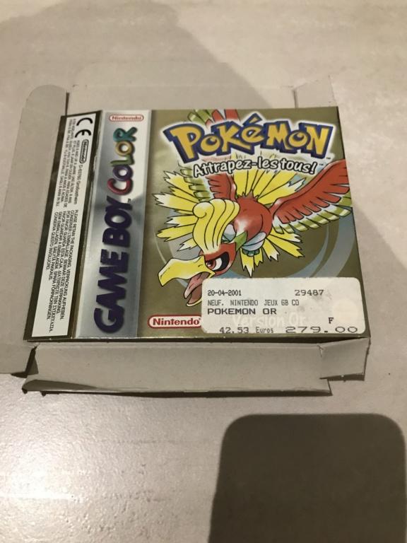 [ECH] Boite du jeu Pokémon Or [ECH]  9cb04111