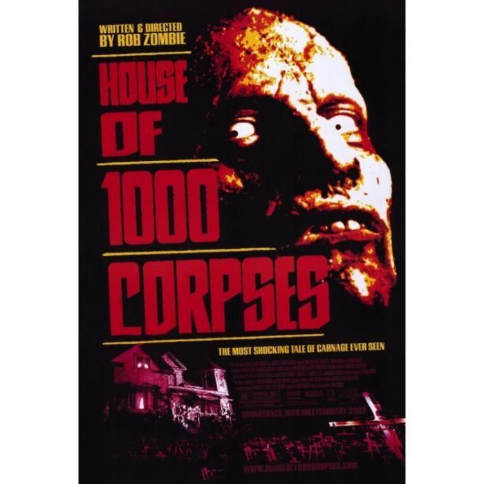 Votre top10 des films d'horreur - Page 3 House-10