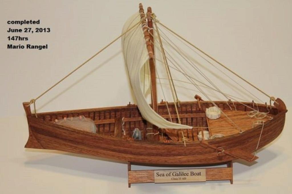 Dhoni - maldivski ribarski čamac Galile10