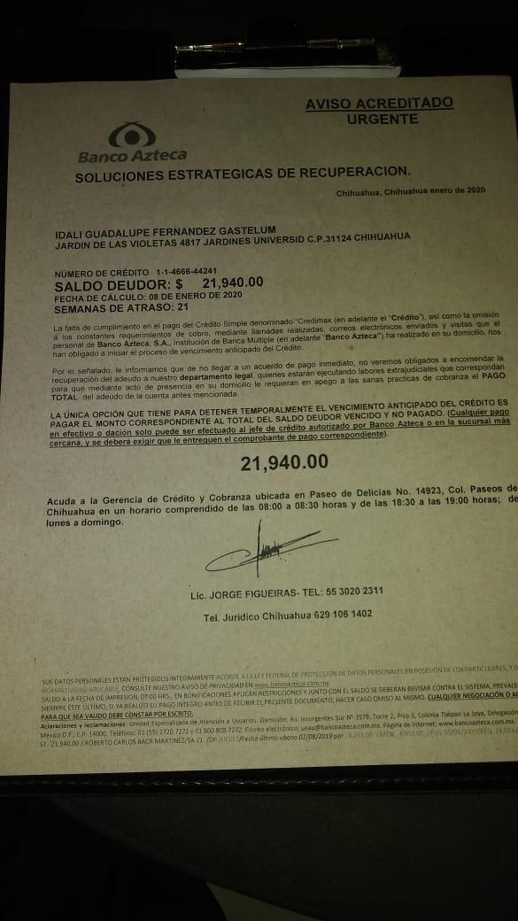 Deuda Banco azteca Img-2010