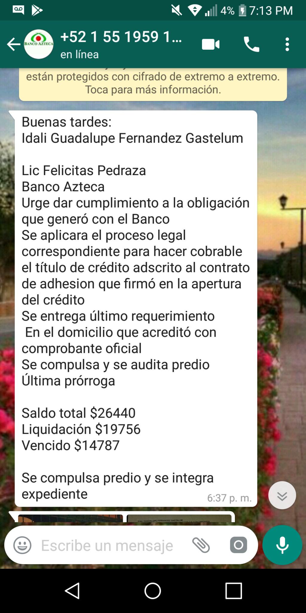 Deuda Banco azteca Screen11