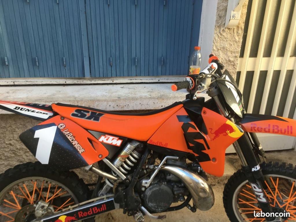 [Vend] KTM 250SX 02e36610