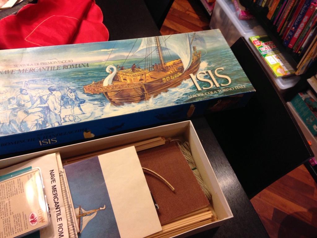 nave - Nave mercantile romana ISIS Img_6412