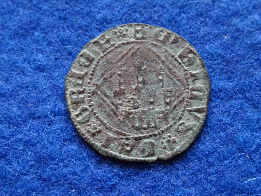 Blanca del ordenamiento de Segovia de 1471 de Enrique IV. Segovia Dsc00015