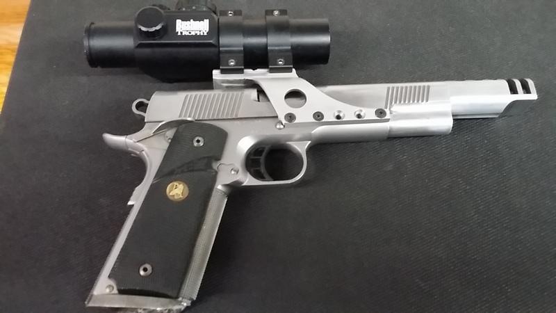 WTS Caspian Race Gun 45ACP Reduced!!! 00410