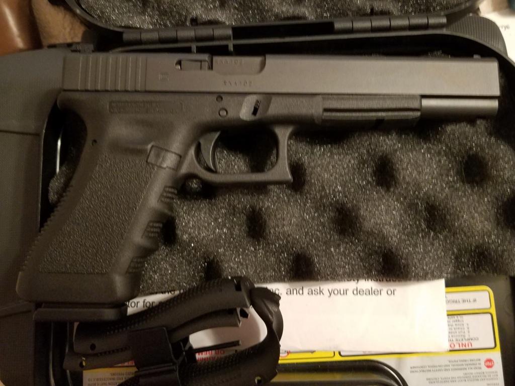 SOLD!  Glock 17L  9mm 20200312