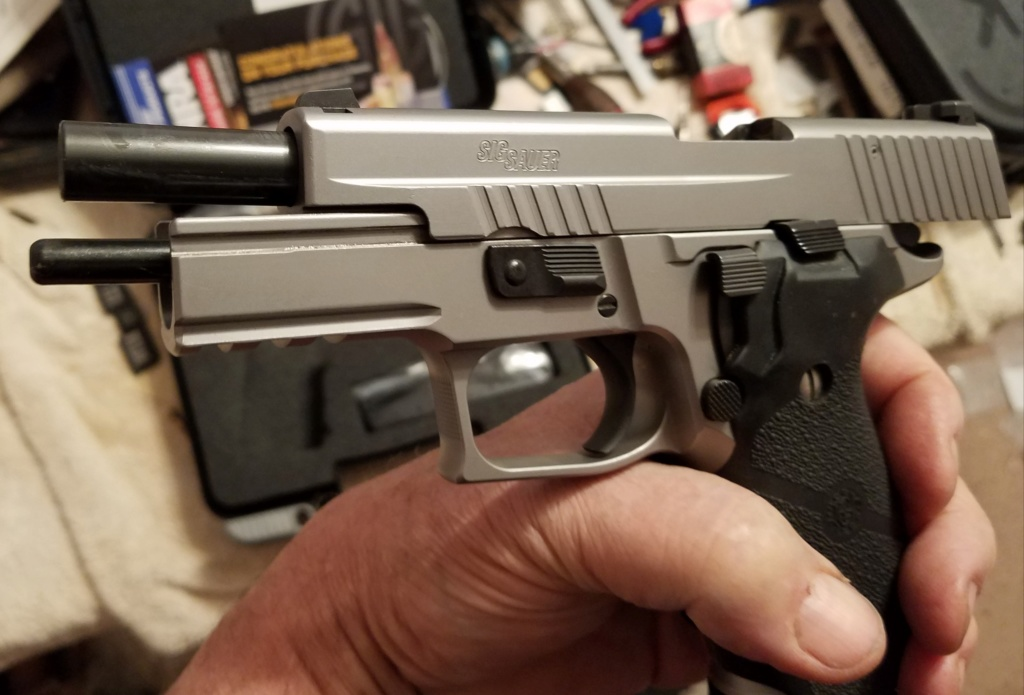 SOLD!!!  Sig Sauer Elite Stainless 9MM 20200314