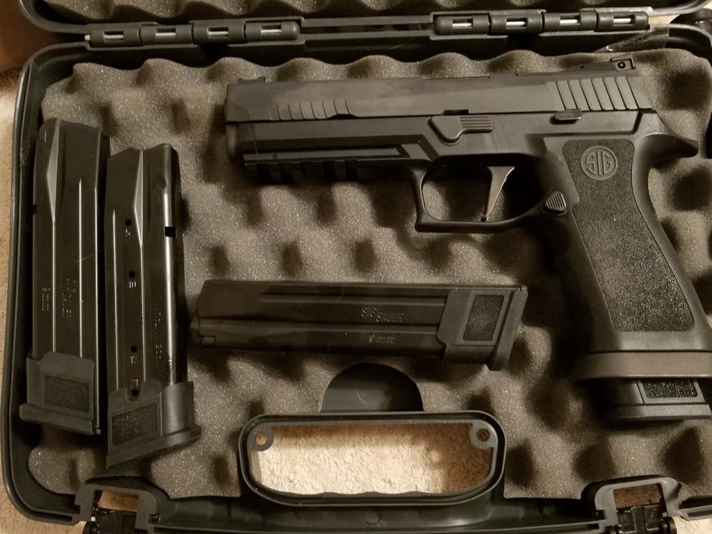 SOLD!!!! NIB Sig Sauer 320X5 Full Size 9mm 20200316