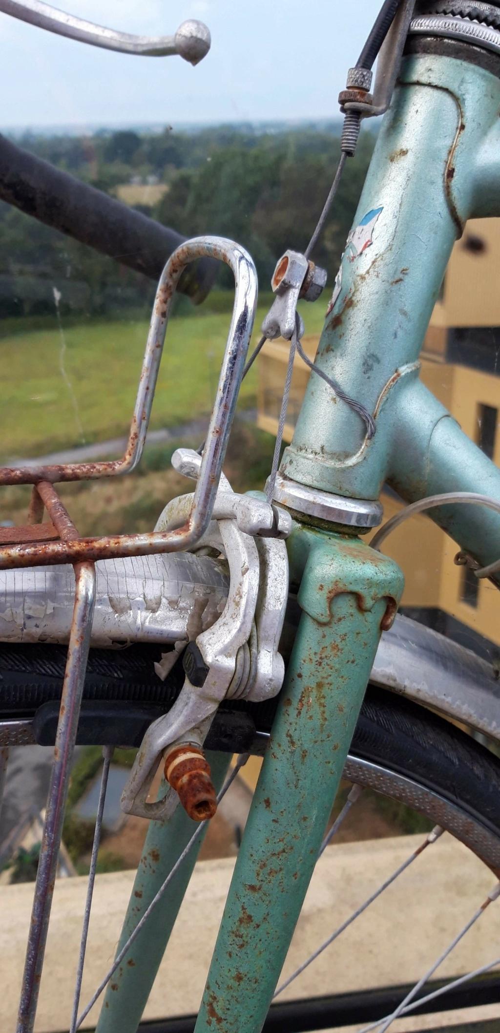 Identification vélo inconnu Receiv16