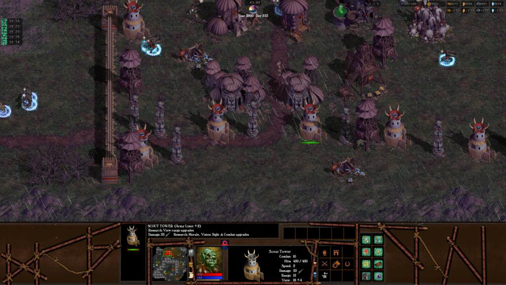 0.89b - exploring new hero builds Screen16