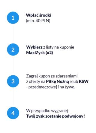 Forbet - promocje okazjonalne - Page 3 Maxizy20