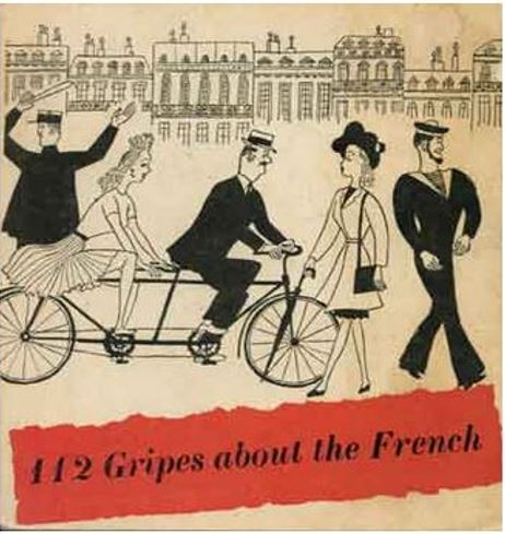 112 GRIPES ABOUT THE FRENCH 11211