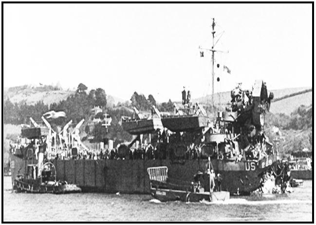 28 AVRIL 1944 LE DRAME DE SLAPTON SANDS Ss_1412