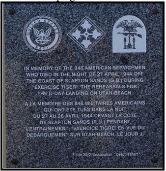 28 AVRIL 1944 LE DRAME DE SLAPTON SANDS Ss_2410