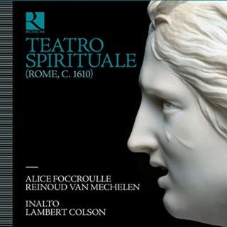 Teatro spirituale, Rome 1610 Ricerc11