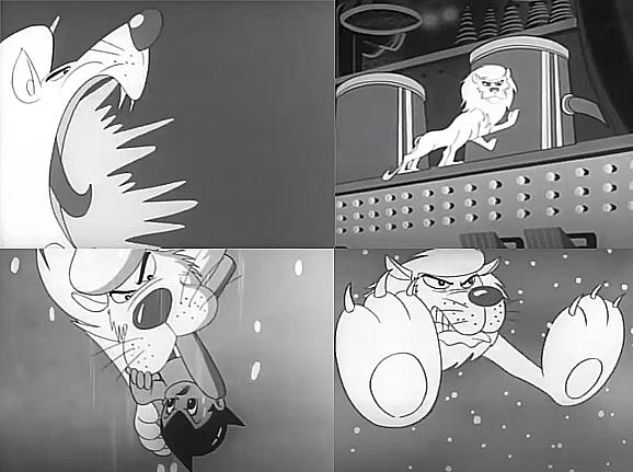 Series, videos y películas donde aparece Kimba. Snow_l10