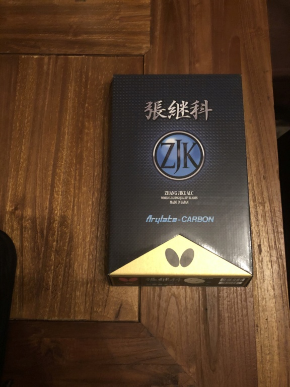 Zhang jike alc neuf ST  18be9610