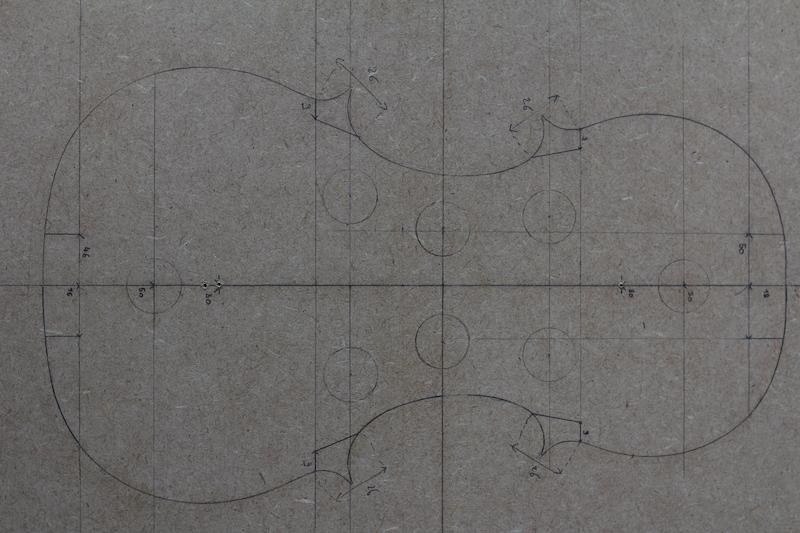 [Lutherie] Violon Moule-10