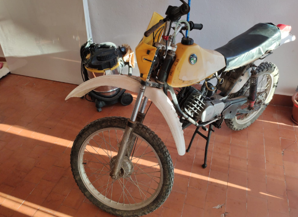 Me Presento. Puch110