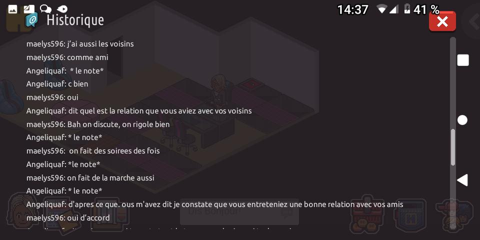 ( C.H.U) Rapport d'action RP d'angeliquaf Screen32