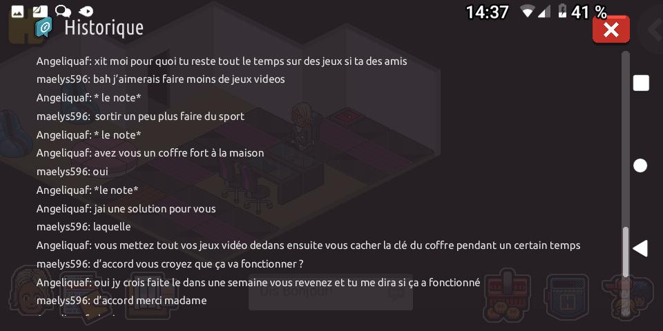 ( C.H.U) Rapport d'action RP d'angeliquaf Screen33
