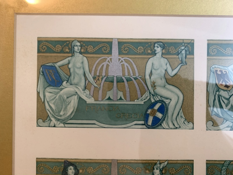 Trying to identify these prints/lithographs A87ea610