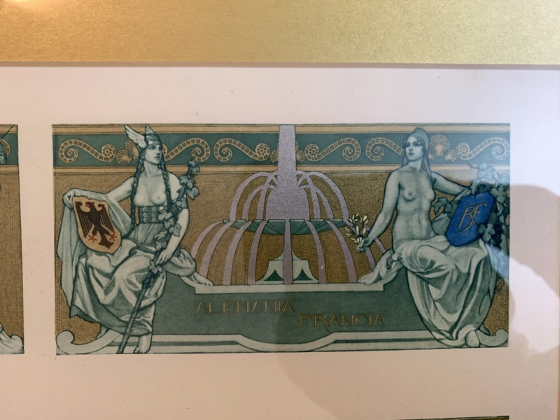 Trying to identify these prints/lithographs E8cf1b10