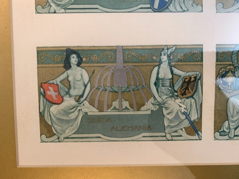 Trying to identify these prints/lithographs Ea82d010