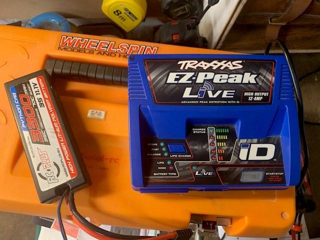 Compatibilité Chargeur / Batterie LIPO Trax910