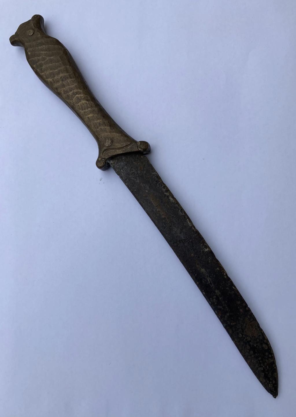 Couteau artisanal  1e4cab10